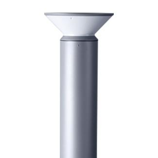 OD-7124 Opal direct light Pollerleuchte 25 Watt, graphit