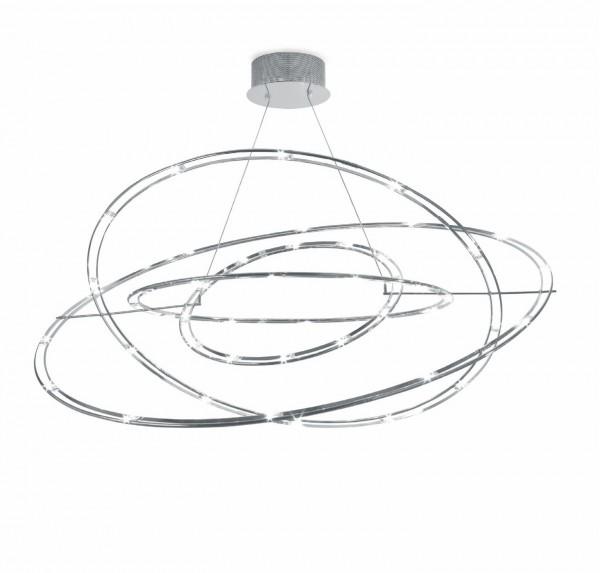 Pendelleuchte Typ Saturn mit 4 Ringen