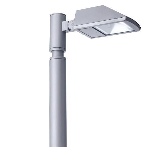 OD-7240 LED 57W 4000K Asym. Dunckelgrau