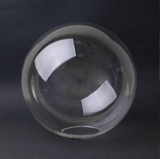 Glaskugel Klar,Opal,Opal mat und Blasenglas